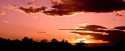Photograph - Arizona Sunset by Mickey Clausen