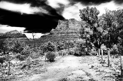 Photograph - Arizona Walk by John Rizzuto