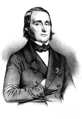 Armand Trousseau, French Physician Art Print