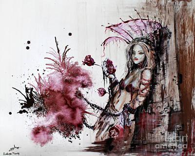 Hada Painting - Armonia by Guillermo Padilla
