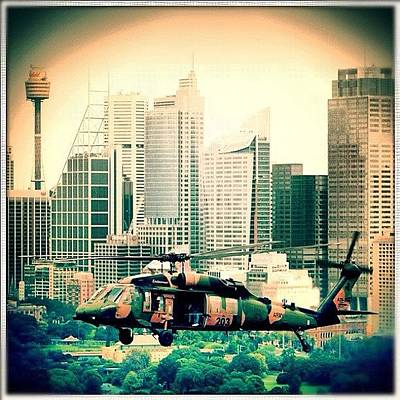 Helicopter Photograph - #army #pilot #fav #popular #favourite by Luke Fuda