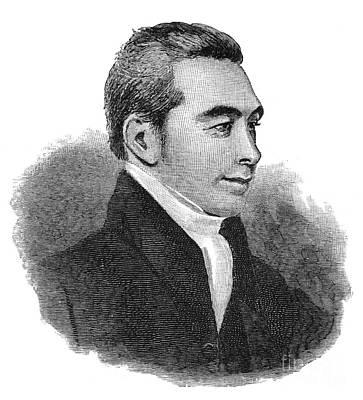 Quaker Photograph - Arnold Buffum (1782-1859) by Granger