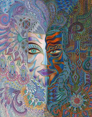 Aroalba  Art Print
