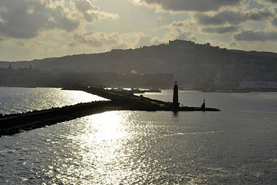 Photograph - Arrivederci Napoli. by Terence Davis