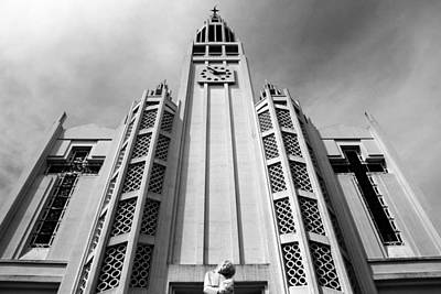 Photograph - Art Deco Church by Andrew Fare