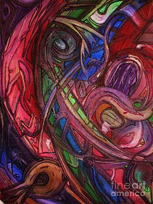 Art Festival Art Print