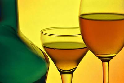 Art Of Wine Glass-1 Original