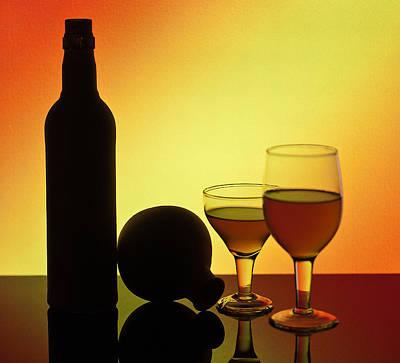 Art Of Wine Glass-3 Original