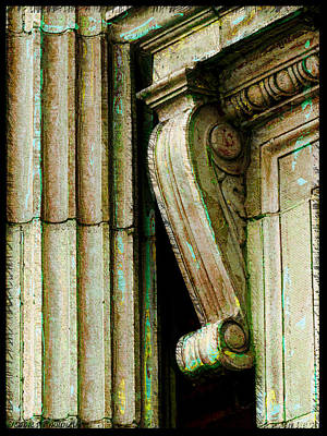 Corbal Photograph - Artsy Elements by Debbie Portwood