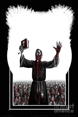 As I Rule They Shall Follow Art Print by Tony Koehl
