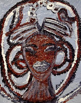 Ashanti Art Print