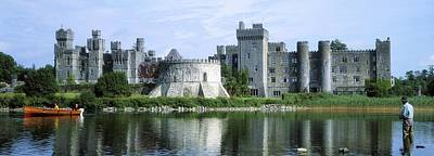 Ashford Castle, Lough Corrib, Co Mayo Art Print by The Irish Image Collection