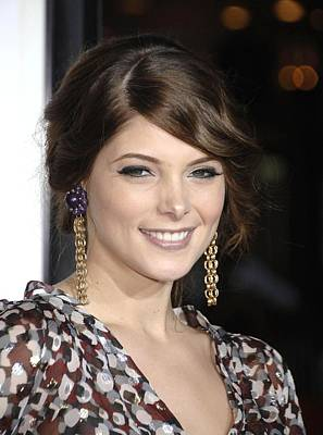Ashley Greene At Arrivals For Premiere Art Print by Everett