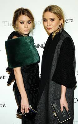 Ashley Olsen, Mary-kate Olsen Both Art Print