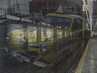 Photograph - Asphalt Series - 8 by Ellie Perla
