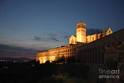 Photograph - Assisi by Terri Maddin-Miller