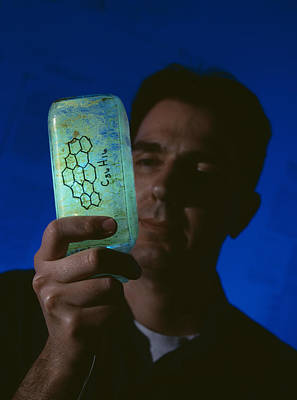 Ames Research Center Photograph - Astrochemistry Product by Volker Steger