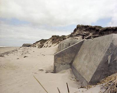 Atalntic Wall Bunkers Original by Jan W Faul