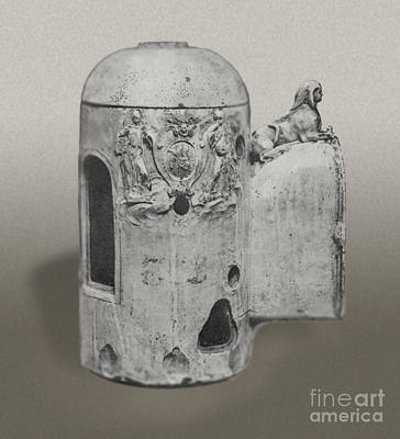 Arcana Wall Art - Photograph - Athanor by Science Source