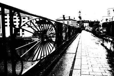 Photograph - Athlone Bridge by Charlie and Norma Brock