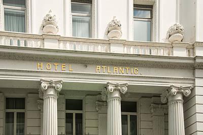 Whalen Photograph - Atlantic Hotel Two by Josh Whalen
