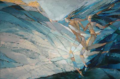 Painting - Atlantis  by Yogendra  Sethi