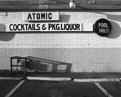 Atomic Liquors Las Veags Original by Jan W Faul