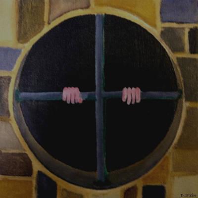Aubliette Painting - Aubliette by Darren Stein