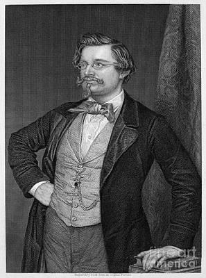 August Wilhelm Von Hofmann Art Print by Granger