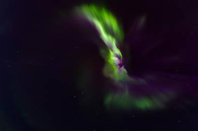 Aurora Above 2 Original