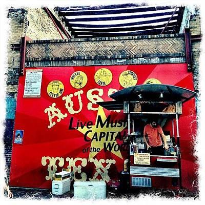 Austin Photograph - Austin by Natasha Marco