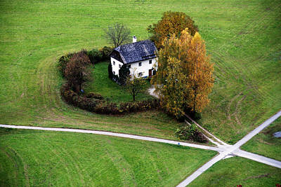 Photograph - Austrian Cottage by Anthony Citro