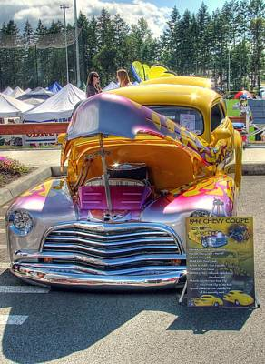 Photograph - Auto Artistry by Chris Anderson