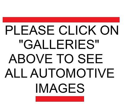 Photograph - Auto Gallery by Don Struke