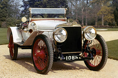 Photograph - Auto: Hispano-suiza, 1912 by Granger