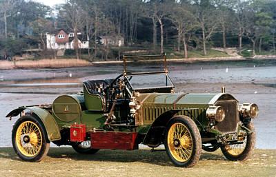 Photograph - Auto: Napier, 1907 by Granger