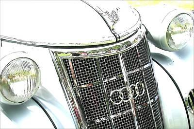 Auto Union - Audi Art Print