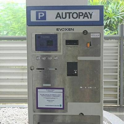 Machine Photograph - Autopay Machine #machine #technology by Dzaky Ramadhan Hidayat