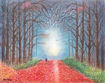 Painting - Autumn by Alex Rahav