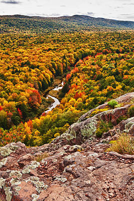 Silver River State Park Photograph - Autumn Blaze by James Marvin Phelps