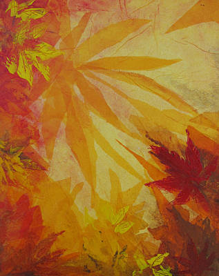 Autumn Essence Art Print