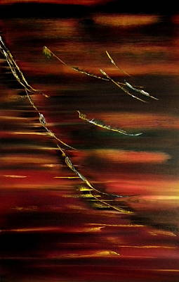 Painting - Autumn Feelings by David Hatton