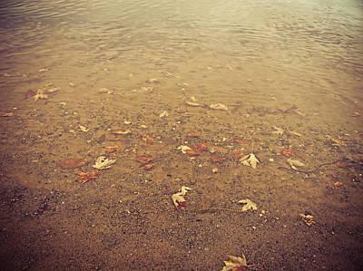 Photograph - Autumn Memories By The Lake by Chantal PhotoPix