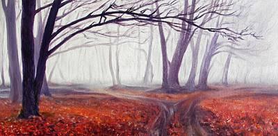 Autumn Slumber Original