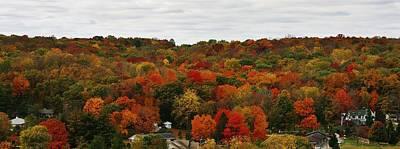 Oregon Illinois Photograph - Autumn Spectacular by Bruce Bley