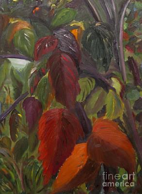 Autumn Splendor Art Print by Art Hill Studios