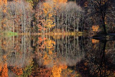Autumns Art Art Print by Karol Livote