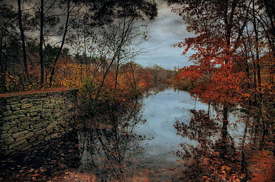 Autumn's Last Breath Art Print