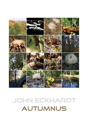 Herfst Digital Art - Autumnus by John Eckhardt