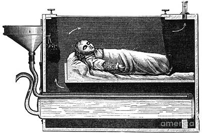 Premature Babies Photograph - Auvard Incubator, 19th Century by Science Source